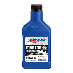 10W-40 Synthetic Marine Engine Oil
